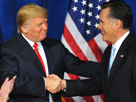 Ed Klein: Romney Campaign Ready To 'Unleash' Donald Trump To Gain Support Of Working Class Whites