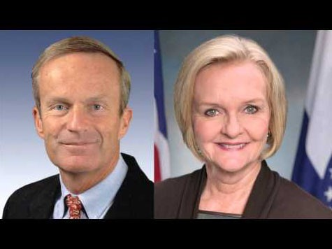 Akin Leads McCaskill In Latest Polls