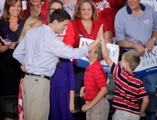 Poll: Romney-Ryan Leads In VA, OH, FL