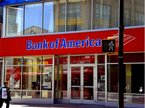 Democratic National Committee Tries to Cut Ties with Bank of America