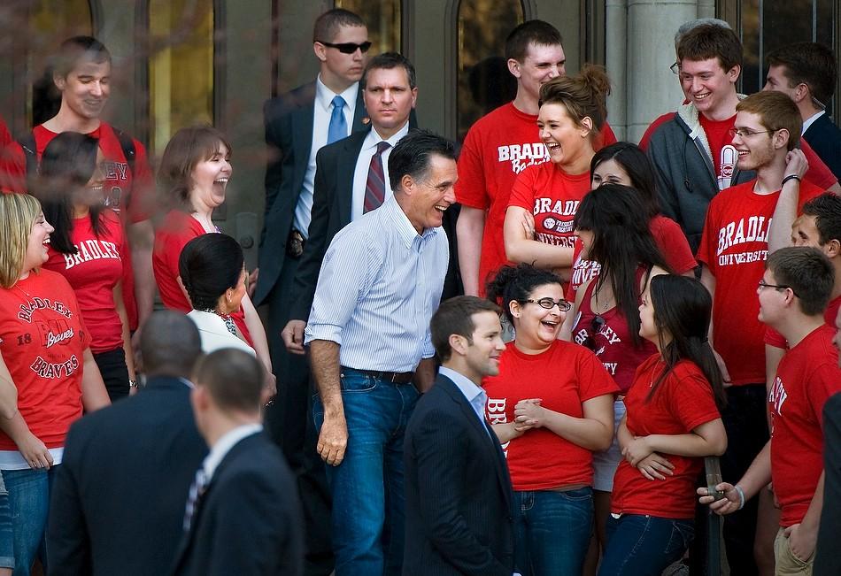 Youth Vote Slipping from Obama