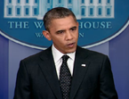 Obama Hints At Military Intervention In Syria