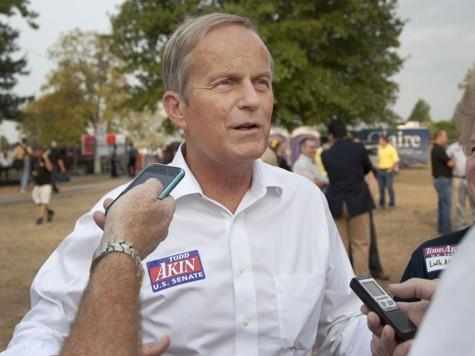 Akin Says Paul Ryan Personally Asked Him to Drop Out