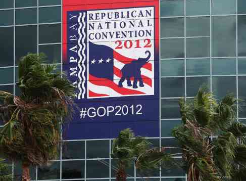 Republican Convention Set to Rock Like a Hurricane