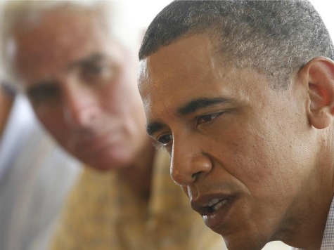 Political D List: Charlie Crist Endorses Obama