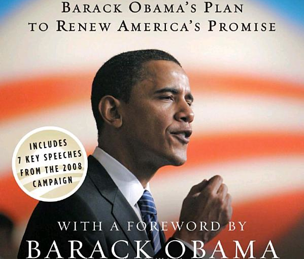 RNC Backup Plan: Just Read Obama's 2008 Promises from Podium