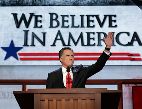 Why Romney Should Fight for the '47 Percent'