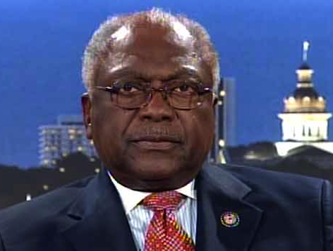 Clyburn Preview: Obama Lightbringer, Romney Tax Evader