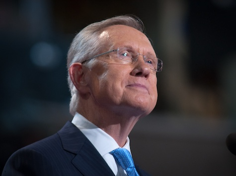 Reid Attacks 'Extremist' Tea Party, Rush Limbaugh