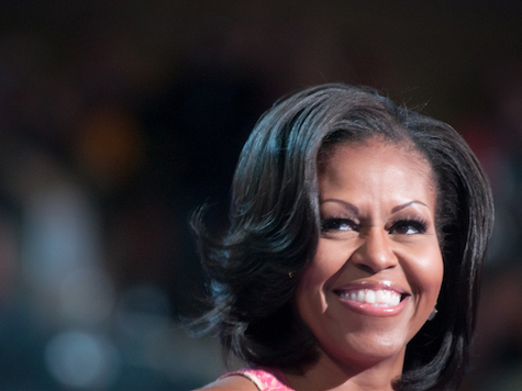 Michelle: He's Trying His Best