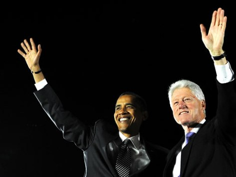 Desperation: Obama To Grab Clinton Spotlight Tonight
