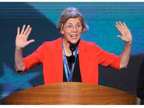 Warren Convention Speech Falls Flat