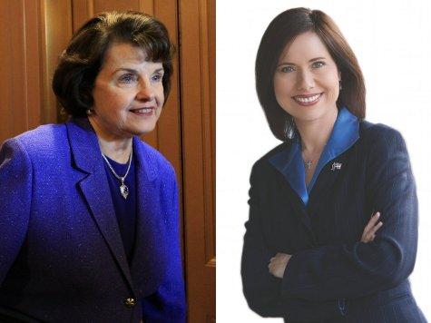 Her Royal Highness: Feinstein Refuses to Debate GOP Challenger Emken