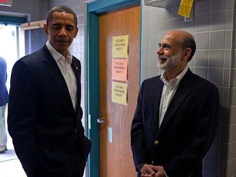 Obama's Hail Mary: Bernanke Injects Dollars Into Flailing Economy
