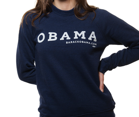 Obama Campaign Tweets Sweatshirt Sale as Coffins Arrive from Libya
