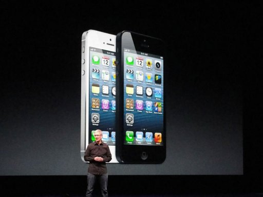 iPhone 5 not just a phone; it's a stimulus too