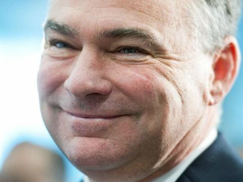Rasmussen: Kaine Leads Allen by Two in VA Senate Race