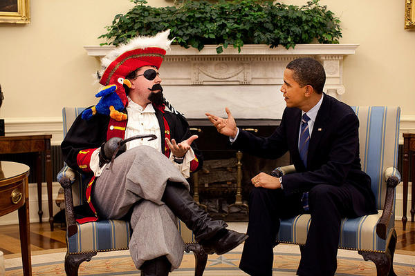 Walk the Plank, Obama