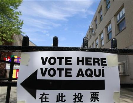 Amid Court Challenges, Early Voting Begins in U.S. Election