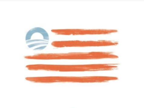 The Obamaized Flag Poster Suddenly Disappears from Campaign Store
