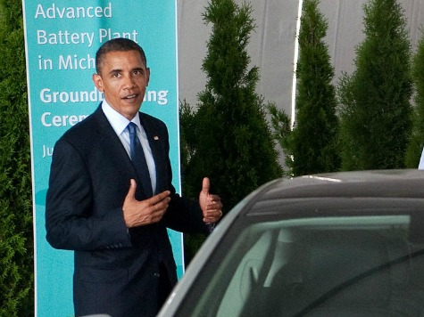 Chevy Volt Battery Plant Floundering Despite $151M from Obama