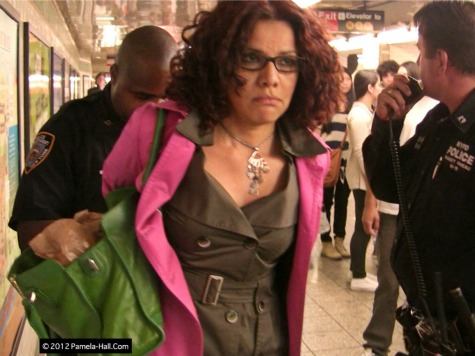 Activist's Violent Subway Rampage Rewarded by MTA Rule Change