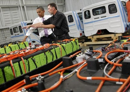 Obama and Chu Strike Out on Another Green Energy Project