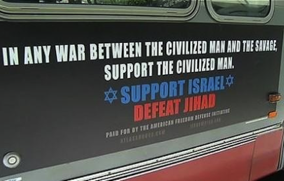 NY MTA Cracks Down on Pro-Israel Ad Campaign