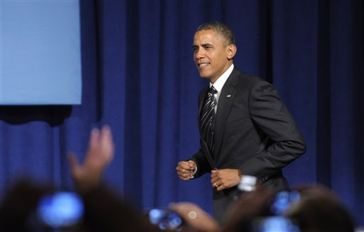 Obama Urges Congress to Approve Looser Mortgage Standards