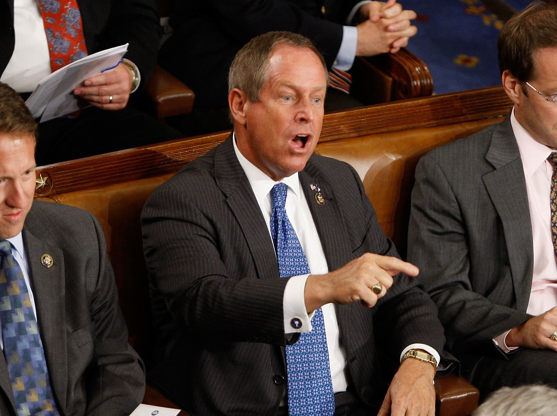 Romney, Republicans Unleash 'Joe Wilson' Strategy: 'You Lie!'