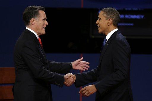 Gallup: Romney Debate Win Most Lopsided in History