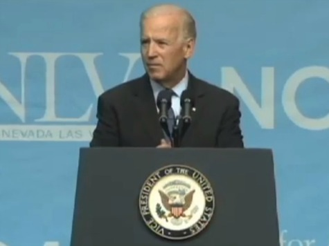 Biden Said He, Obama Would Ignore Green Energy Critics Day Before Solyndra Closure