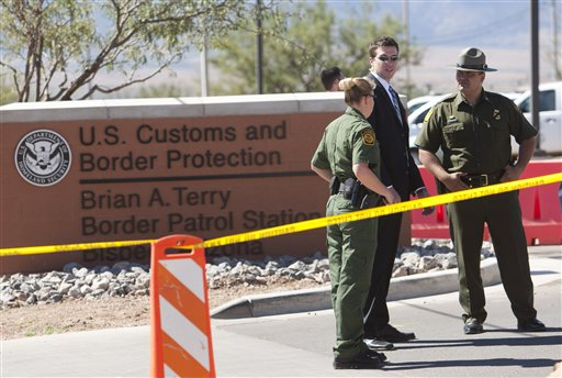 FBI: Strong Signs Border Death from Friendly Fire