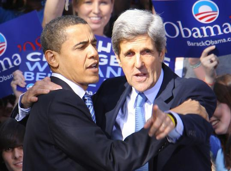 Team Obama Blames John Kerry for Debate Loss