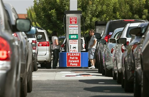 Calif. Gasoline Prices Hit All-time High – Twice