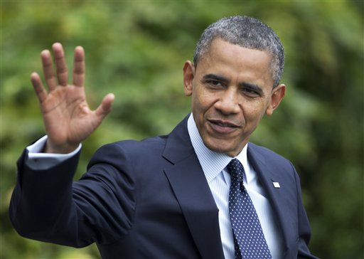 Obama Raises California Cash for Race's Last Month