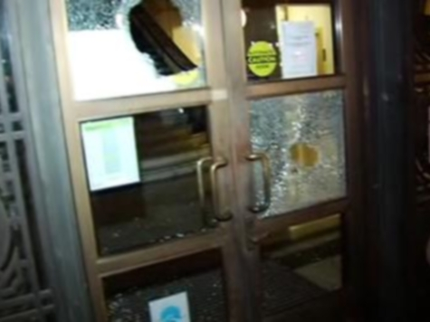 Occupiers Vandalize Downtown Oakland Once Again
