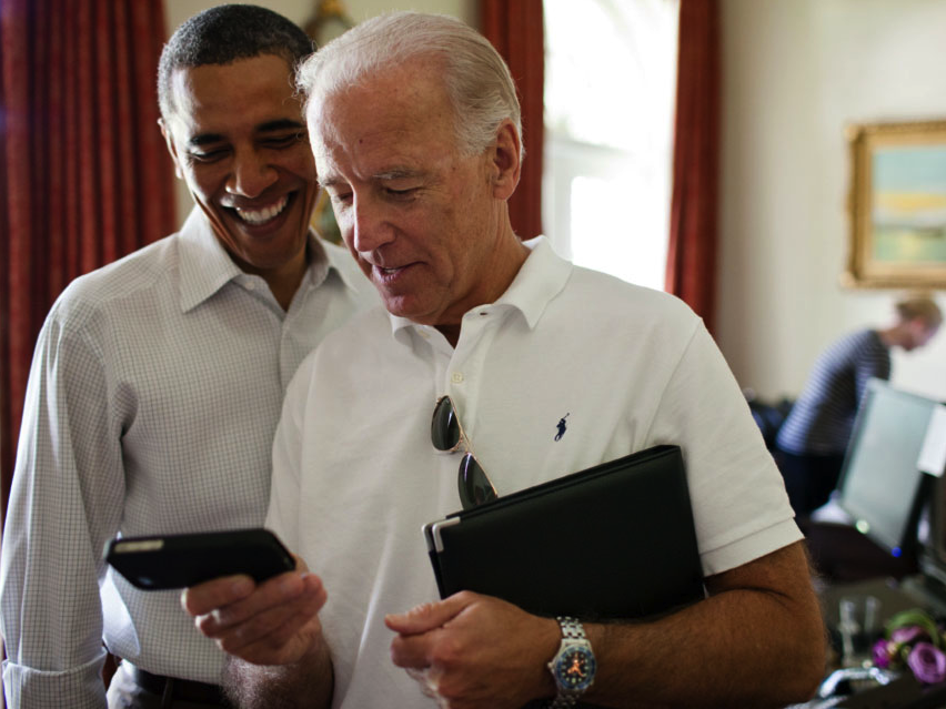 Joe Biden, Opposition Researcher