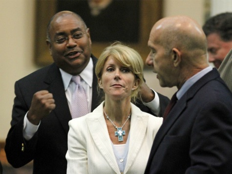 Texas Voters Must Remove Liberal Wendy Davis from Key State Senate Seat