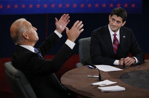 AP Fact Check: Ryan, Not Biden, Right on Libya