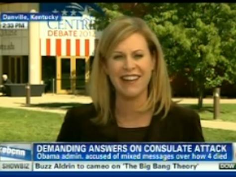 Obama Campaign Blames Romney/Ryan For Libya 'Circus'