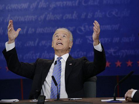 Damage Control: Obama Campaign Tries to Spin Biden's Bizarre Debate Behavior