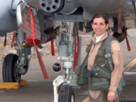 Pelosi's PAC Sterotypes and Attacks First Woman Combat Pilot