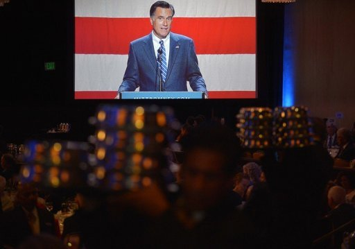Big Money Flowing Through 2012 Presidential Race