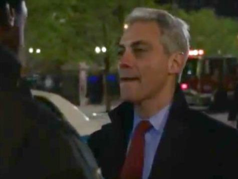 Rahm Plays Serious, Responsible Mayor on NBC Show
