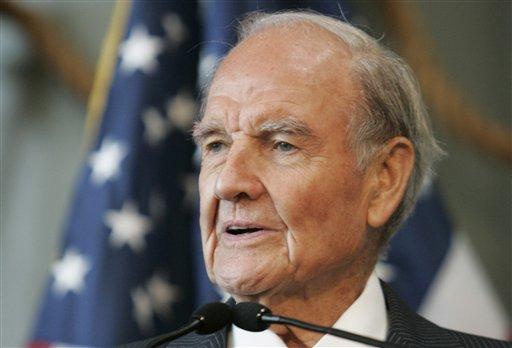 Family: Ex-Sen. McGovern 'No Longer Responsive'