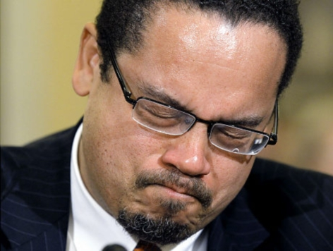 Rep. Ellison Calls GOP Challenger 'Lying Lowlife Scumbag' on Air