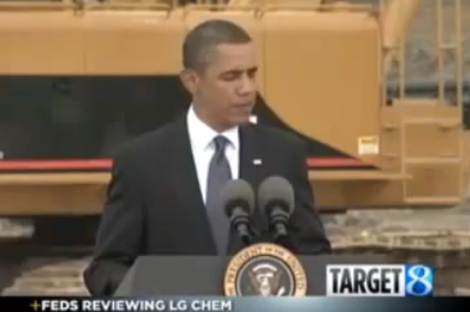 Another Video Obama Wishes Was Never Made