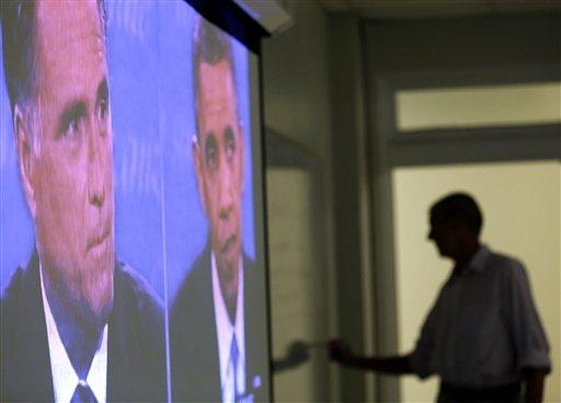 Few Seemed Swayed by Final Presidential Debate