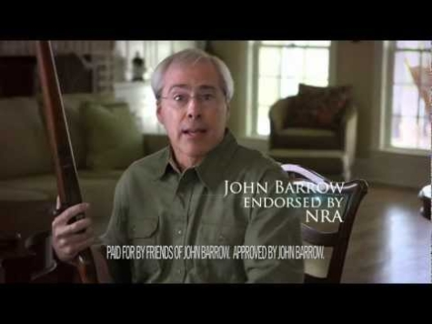 Dem Rep John Barrow: He Was For Gun Control Before He Was Against It